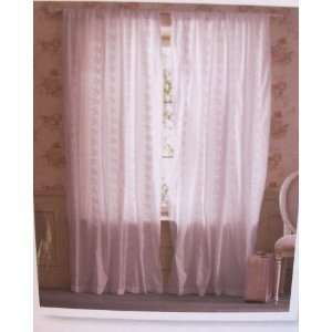 Simply Shabby Chic window panel   Flower