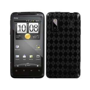 Smoke Argyle TPU Ice Candy Skin Soft Gel Case Cover for
