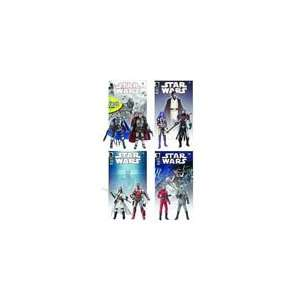 Star Wars Legacy Comic Packs Set of 4 Toys & Games
