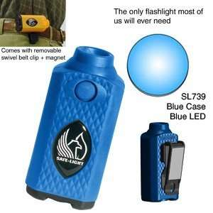 Safe Light   Safe Light, Blue Case, Blue LED