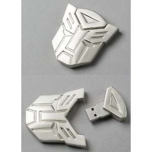 Transformer Autobot Metal USB Flash Memory Drive 32GB