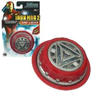 Iron Man Movie Circle ARC Light  Toys & Games