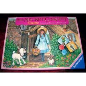 Secret Garden; Travel the Garden Paths to Find the Magic Toys & Games