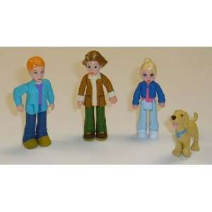SWEET STREETS Country Family Figures (4)