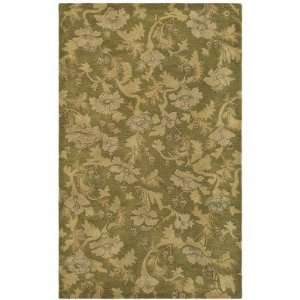 Jardin Green / Multi Contemporary Rug