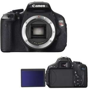 Canon Cameras EOS Rebel T3i Body