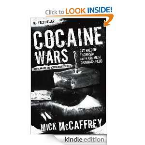 Cocaine Wars Fat Freddie Thompson and the Crumlin/Drimnagh Feud Mick