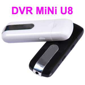 USB Flash drive spy camera DVR video record USB DISK