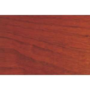 Prefinished Brazilian Cherry Wood Stair Tread, 36 and up