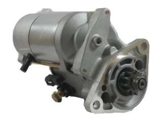 STARTER MOTOR NEW HOLLAND SKID STEER LOADER L175 L465