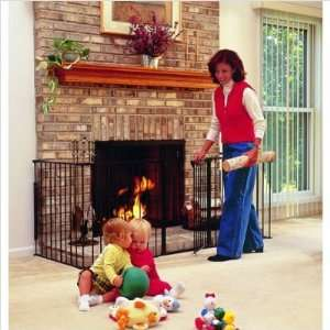 KidCo G70 HearthGate Fireplace Safety Gate Baby